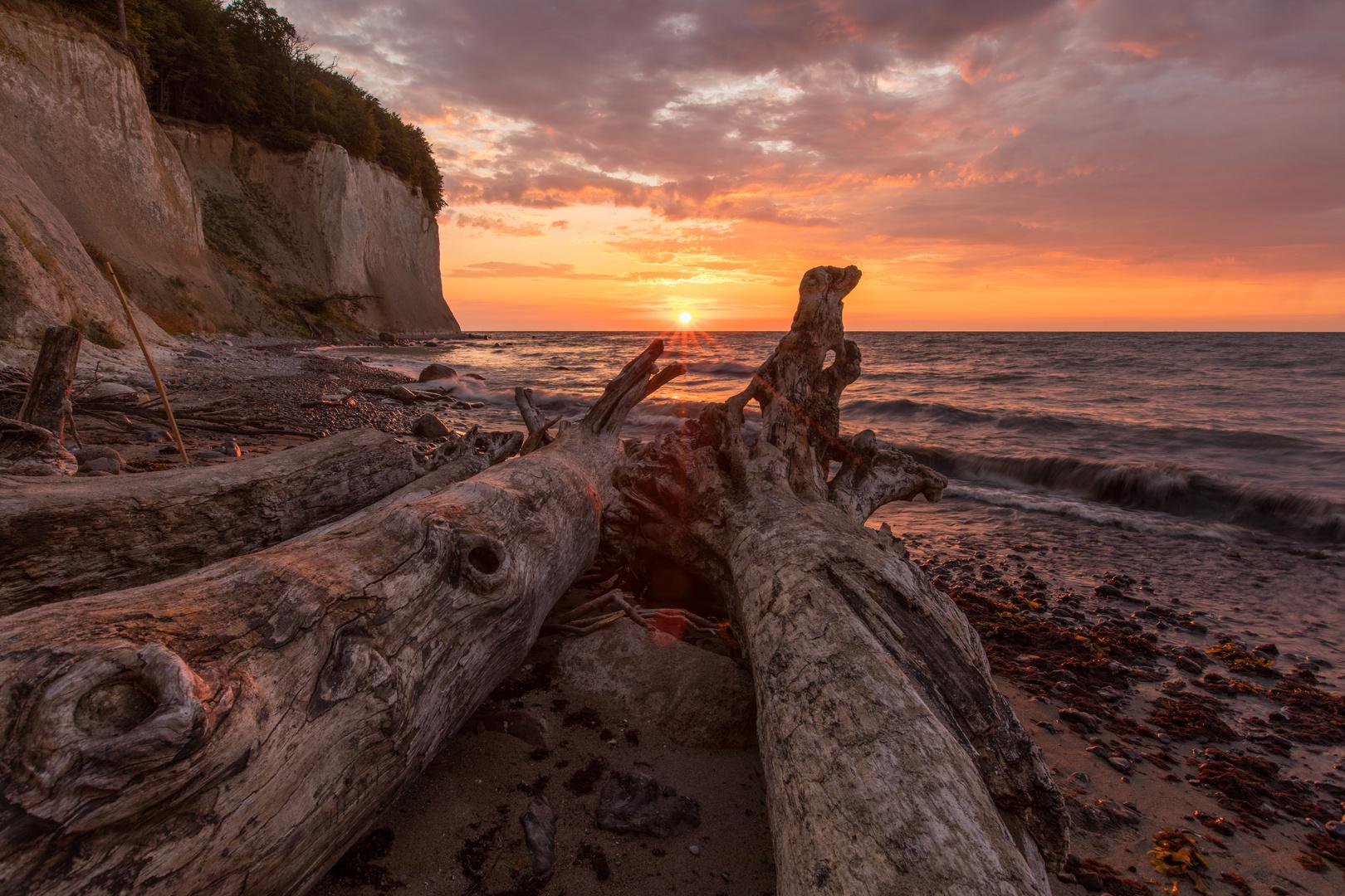 Jasmund Sunrise