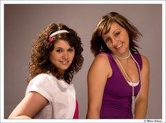 Jassi und Anne