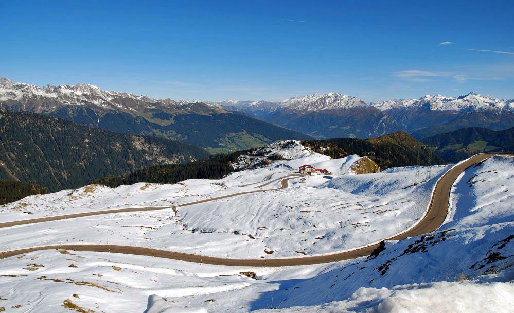 Jaufenpass (2.094 m)