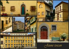 Jaune Toscane