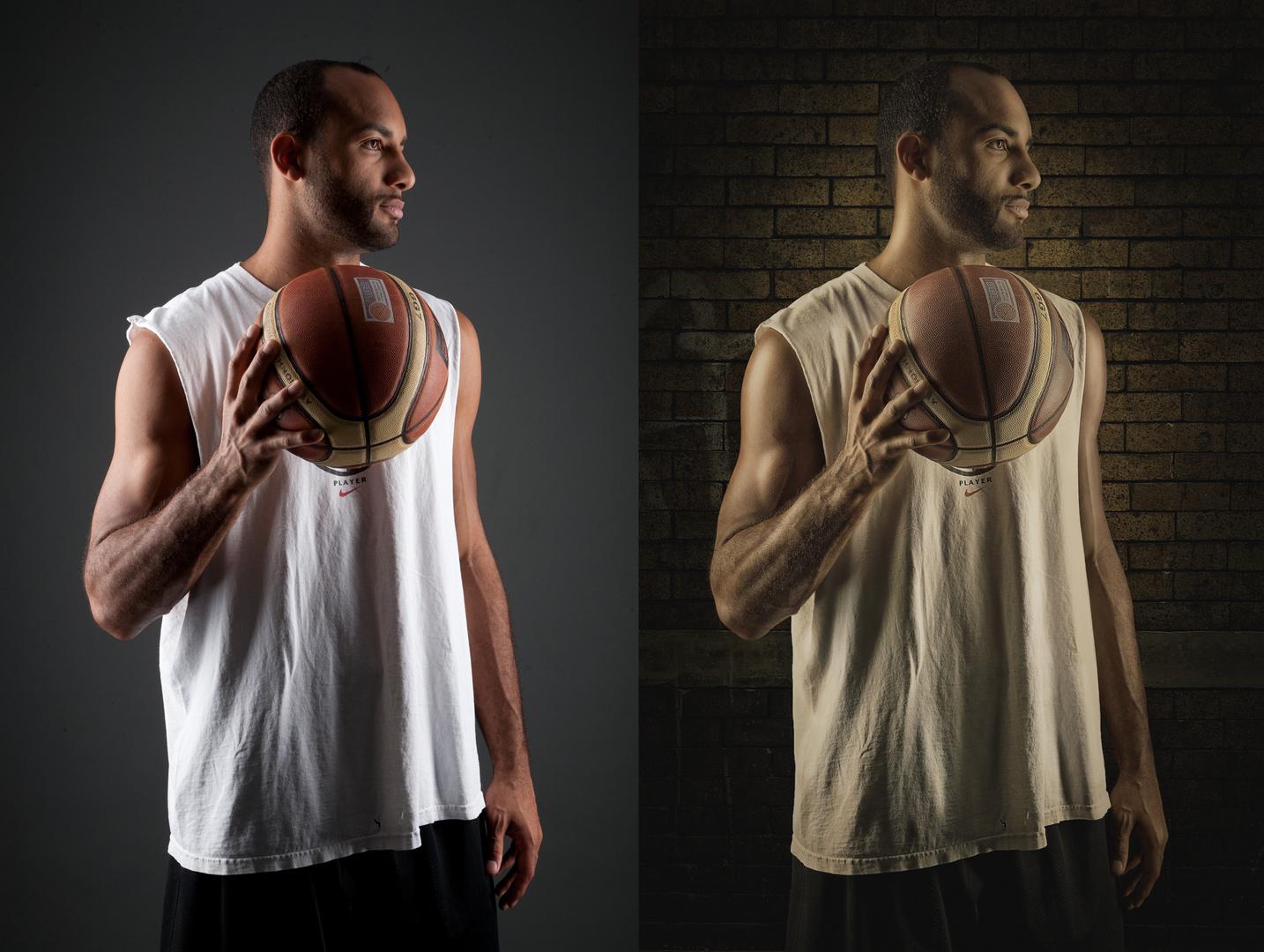 Jay Thomas - Basketball
