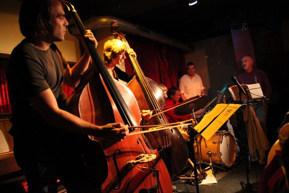 Jazz 2 Bassplayer Stuttgart KISTE 2009 Jazztage