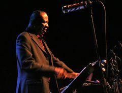 Jazz B. Hutcherson Vibraphonist seattle Mai2009