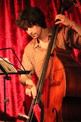 Jazz - Bassist Roberto Volse Jul10 Stuttgart Kiste Ü1750K