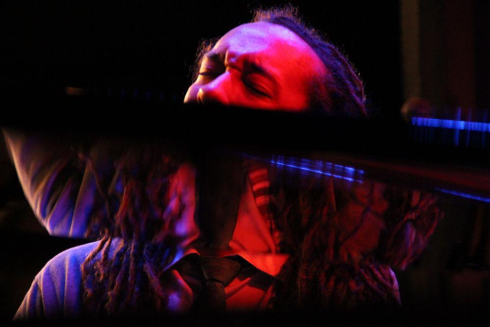 Jazz Gerald Clayton Piano Stgt Reflektionen 2009+16