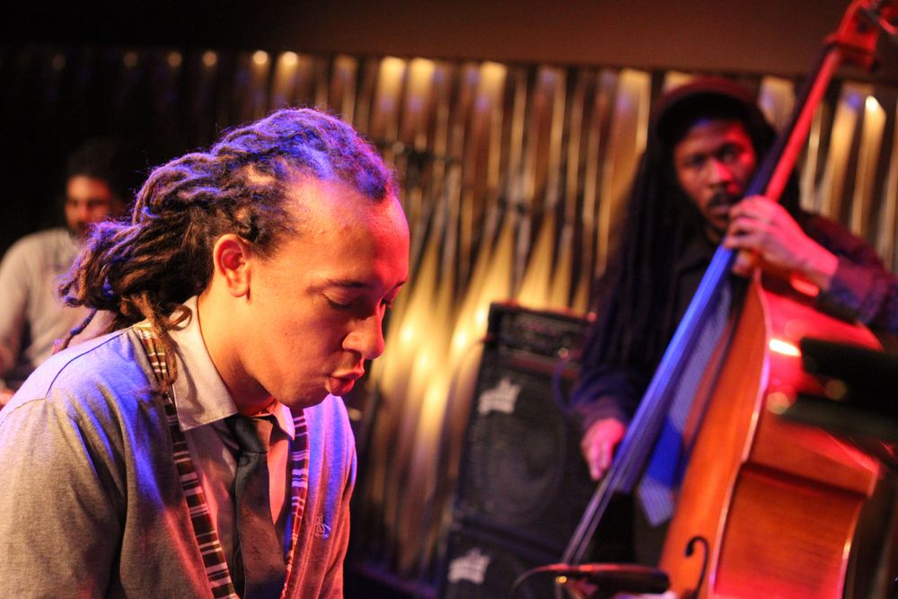 Jazz Gerald Clayton Stgt 2009+16 Ü600K