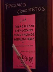 Jazz im Café Picaro