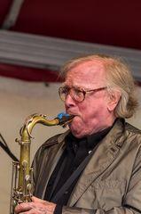 Jazz im Hof 2012 - Klaus Doldinger