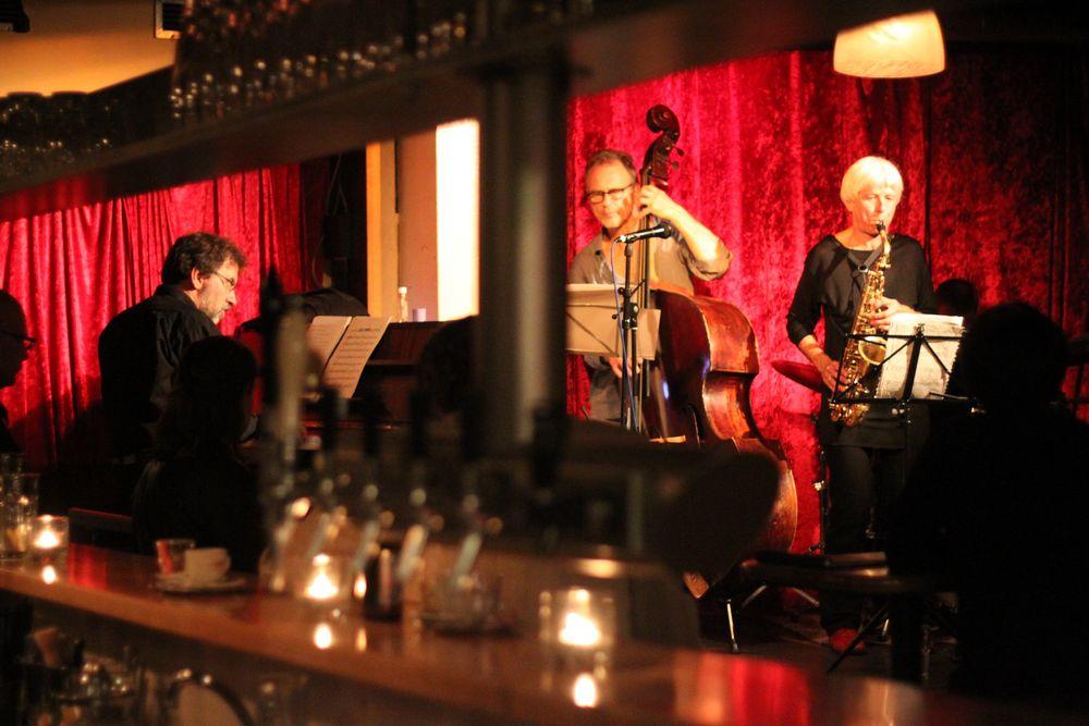 Jazz Kiste 3 Musiker