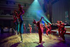 Jazz Lights - Showdance - Formation