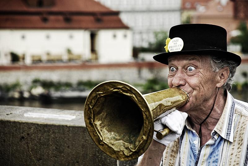 _ Jazz, no problem _