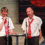 JAZZ P Gottesdienst Janssen  Wünsch Billie Projekt EvKT