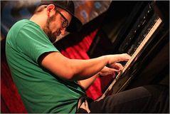 JAZZ Piano Henry Kasper Stuttgart juli14