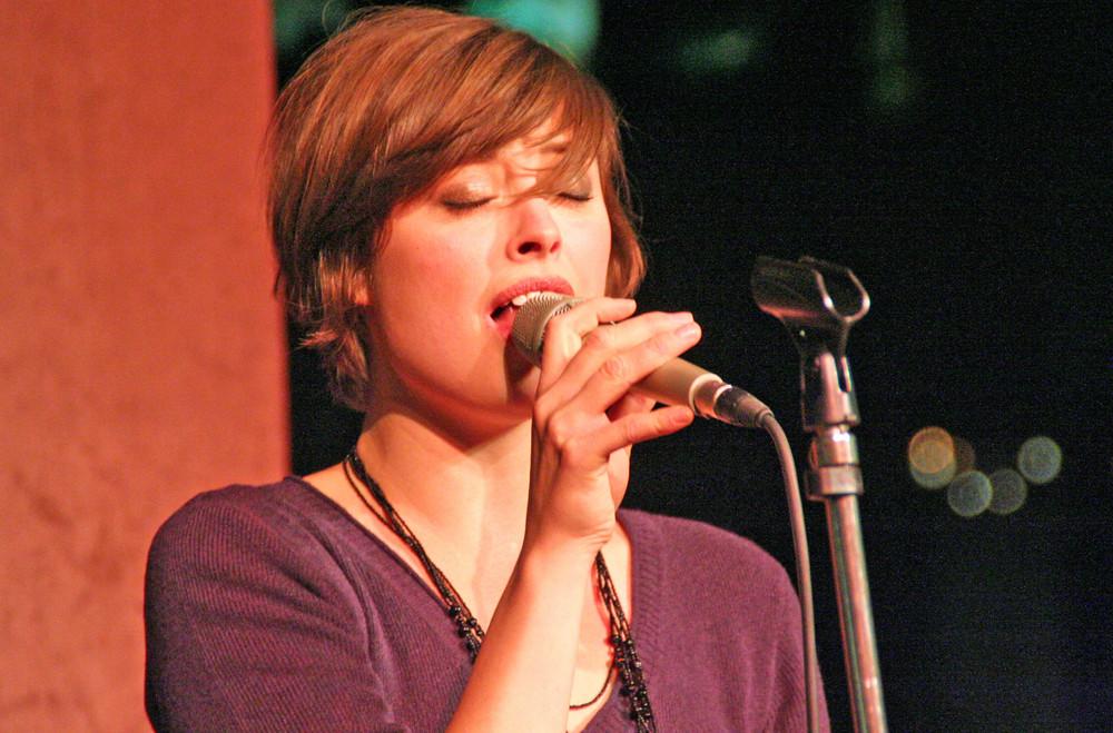 Jazz Stgt Belaiza Quartett Isabel Meisel voc 2008 Ü1302K