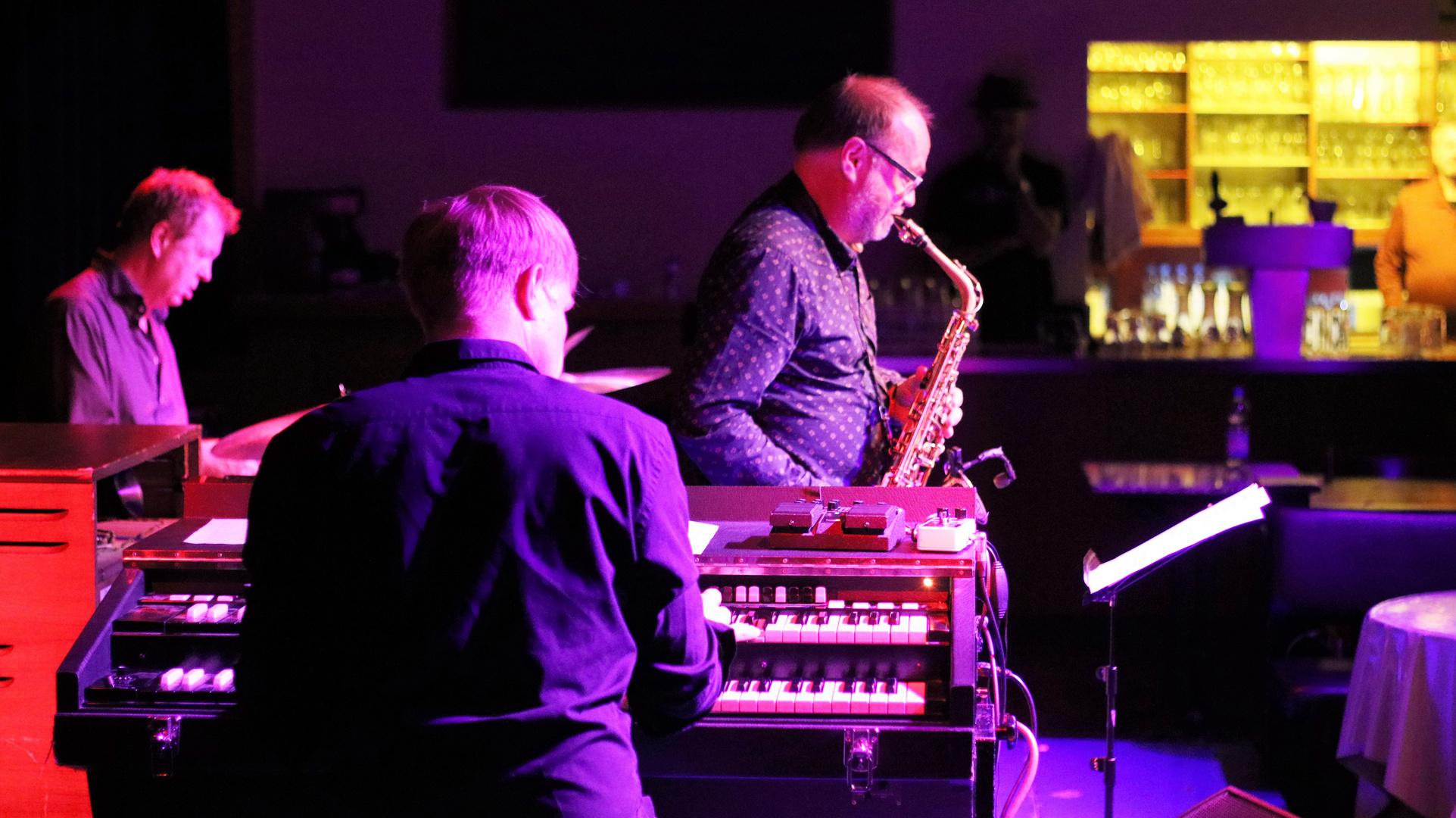 JAZZ STGT Jazztage 5/2016 Meixner Kersting Graf