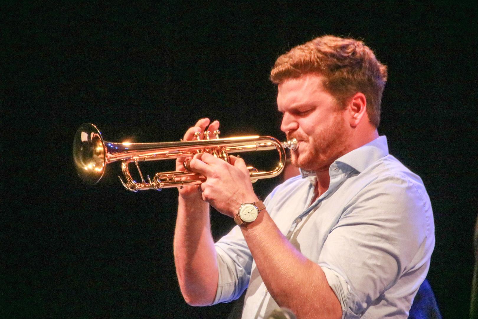 Jazz Stgt J@L Loehr Trompete ca-19-col +16Fotos