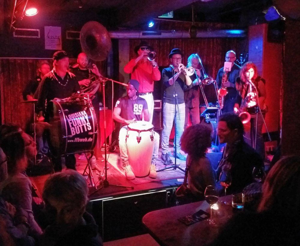 Jazz Stgt Louisana FB Doku 13Dez18