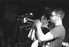 JAZZ Stgt NO Concert mit Drill  Ca-sw +3Fotos