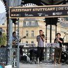Jazz Stgt Sommer19  Schlossplatz Ca-19-col +9Fotos
