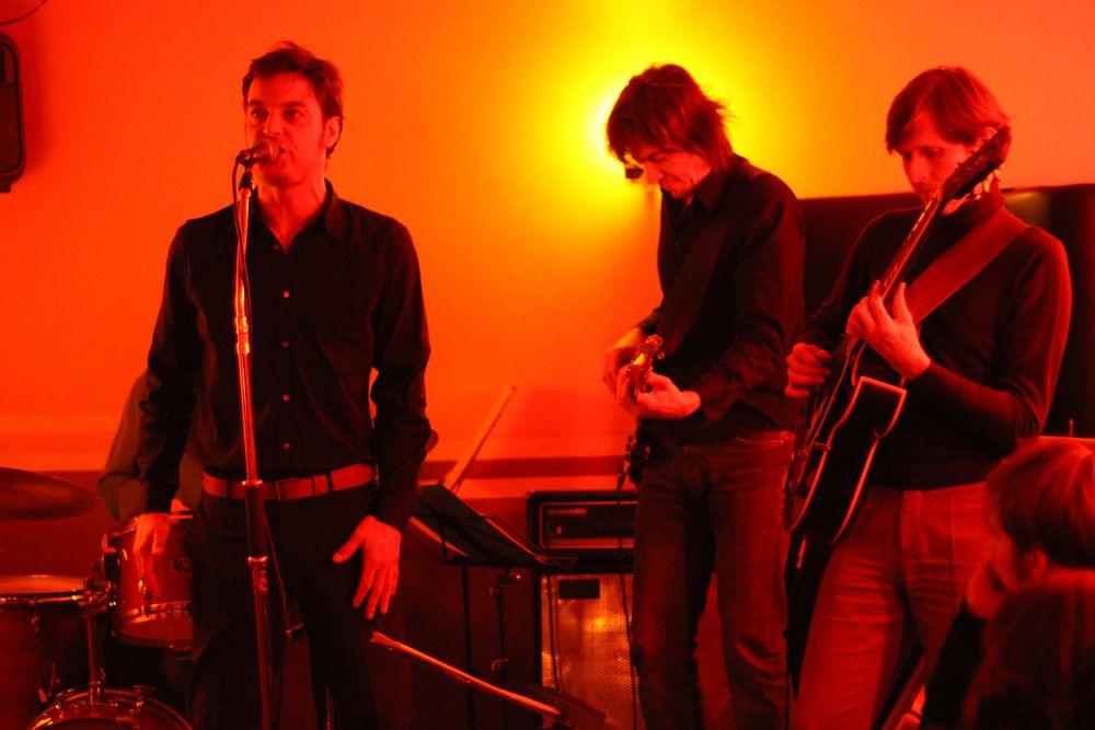 JAZZ Stuttgart BAR 3 - das Ralf Groher Quartett am 7.2