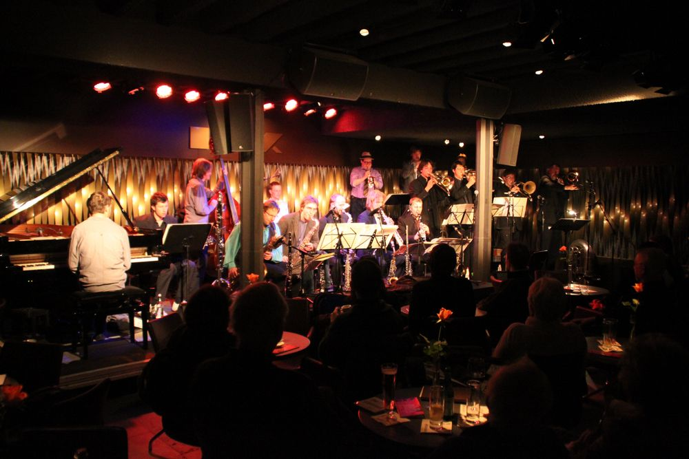 Jazz Stuttgart BIX - Lauer Large  Jan10