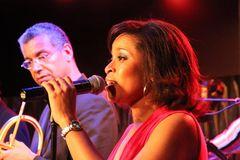Jazz Stuttgart BIX - Rya Grijt, Salsafuerte Mai10 Ü1400K