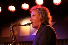 Jazz Stuttgart BIX: Saxofonist Peter Lehel +Musikclip Okt08 Ü555K