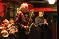 JAZZ Stuttgart HALL -Klaus Bader River Band Okt10