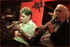 JAZZ Stuttgart HALL - Manfred Bauerle + Andy Lawrence