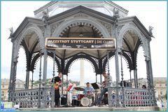 JAZZ Stuttgart Jazzstadt  - Martin Wiedmann im Trio Juni11