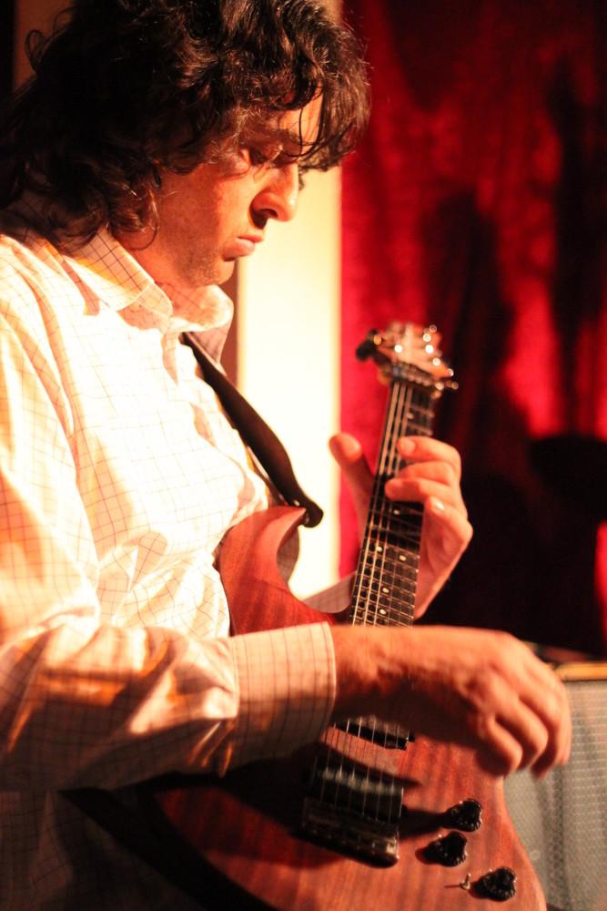 JAZZ Stuttgart KISTE - Gitarrist