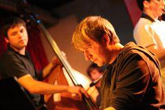 JAZZ Stuttgart KISTE Ludwig Quartett - Vier Musikerköpfe 2