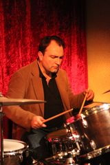 JAZZ STUTTGART KISTE - P. Manzecchi drums +1Foto