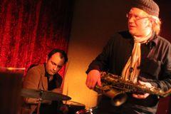 JAZZ STUTTGART KISTE - P. Manzecchi drums 2