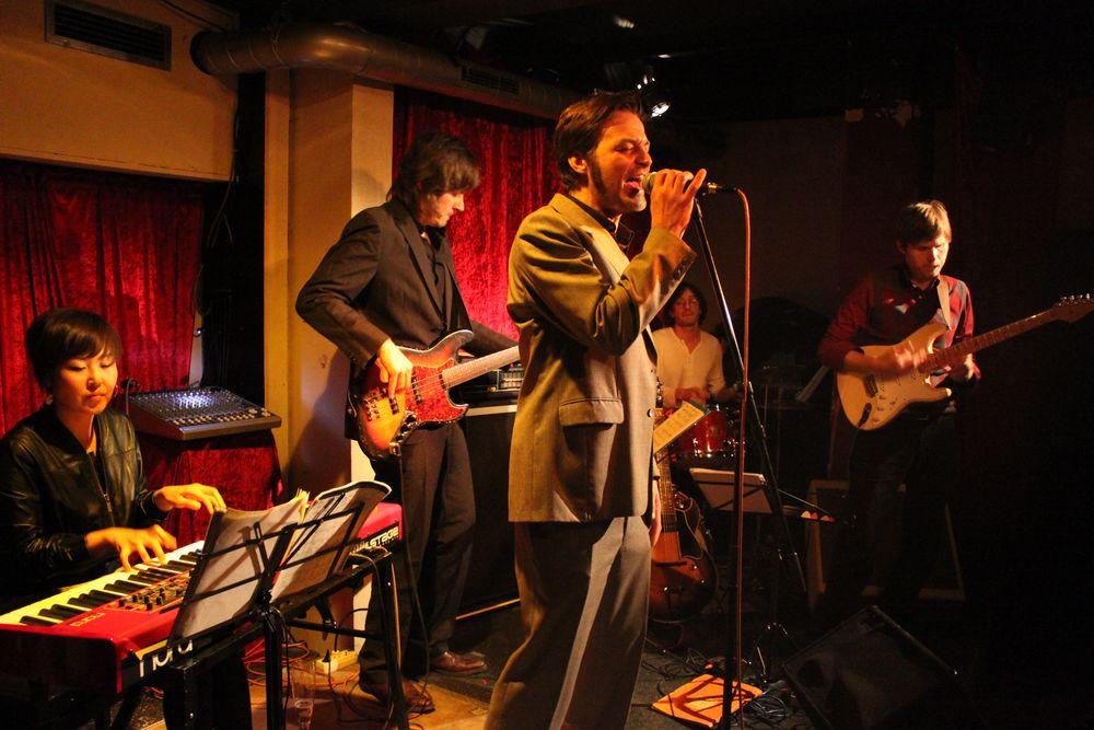 Jazz Stuttgart Kiste - Ralf Groher Quintett 1