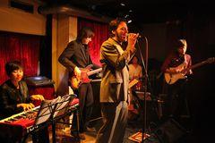 Jazz Stuttgart Kiste - Ralf Groher Quintett 1 + Text 2015 Kiste