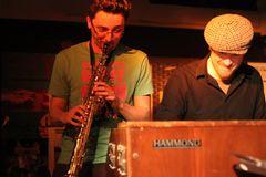 Jazz Stuttgart Kiste -S. Koschitzki und M. Meixner