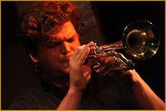 JAZZ Stuttgart KISTE - Trompeter am 1.12.11 Jubiläumssession +8Fotos Ü937K