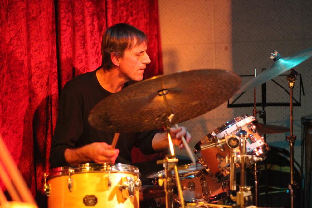 Jazz Stuttgart Kiste - Uwe Kühner drums