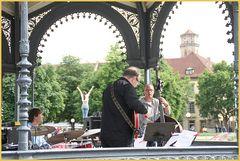 JAZZ Stuttgart - Martin Wiedmann Trio +1 OPENAir 2011