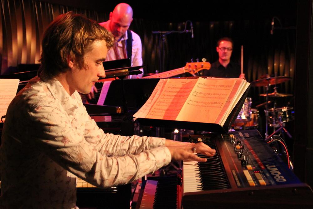 Jazz Stuttgart  - Rainer Tempel Trio Nov09 Ü800K
