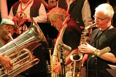 Jazz Stuttgart Theaterhaus - JOOS + W.Puschnig ALPINE ASPECTS -2009
