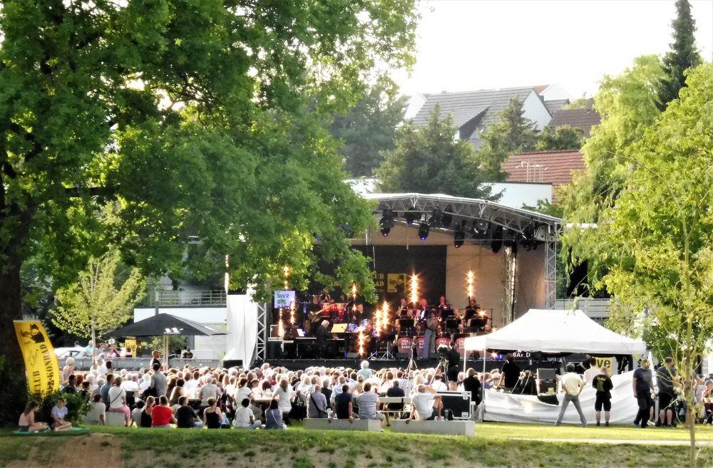 Jazz SWR Weinstadt lum-19-85col mit C.Braun +7Fotos