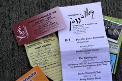 Jazz tickets in Seattle und San Francisco 2008