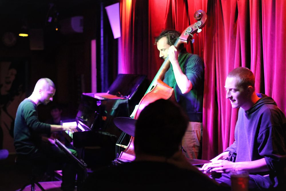 JAZZ Trio Blue Note DD BN-91col
