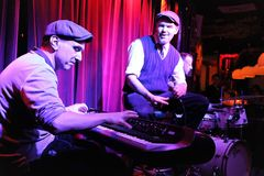 JAZZ Trio GR DD Blue Note nov18