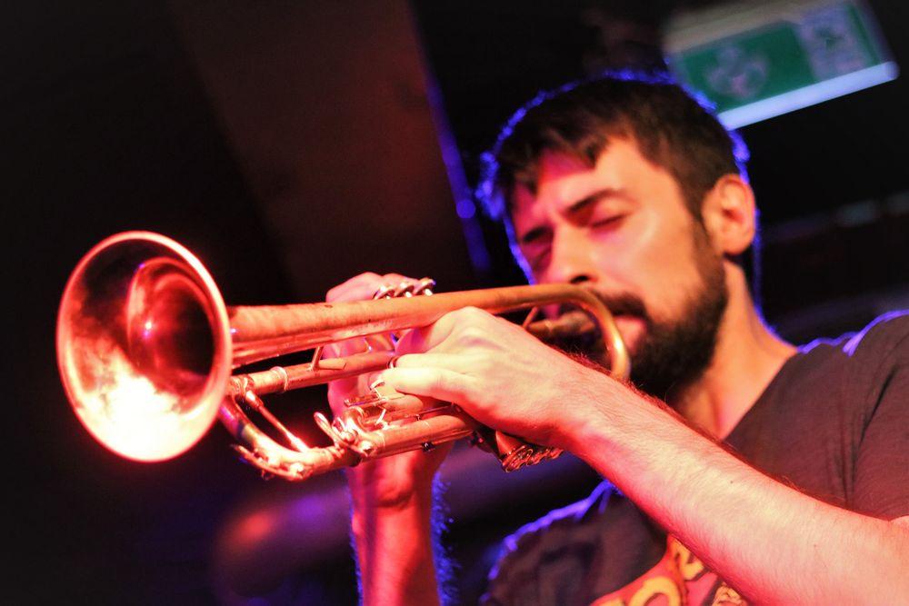 Jazz Trompeter Stgt Ca-18-68 Aug18