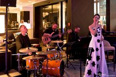 Jazz - Vernissage in Dresden