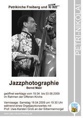Jazzfotos von Bernd Mast