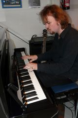 Jazzkonzert bei QQTec in Hilden - Florian Weber
